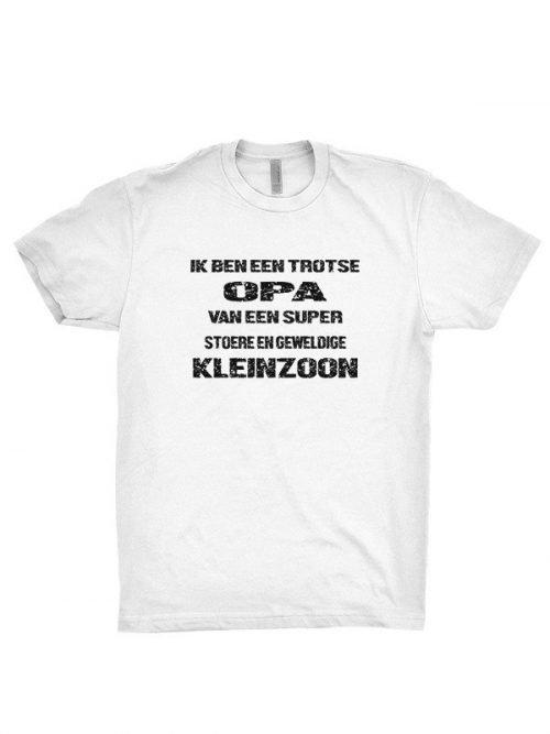 opa van een kleinzoon T-Shirt