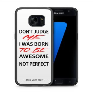 AWESOME NOT PERFECT HOESJE 2d
