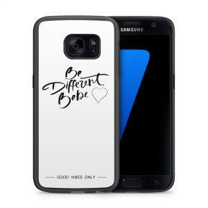 Be Different Babe Hoesje 2d